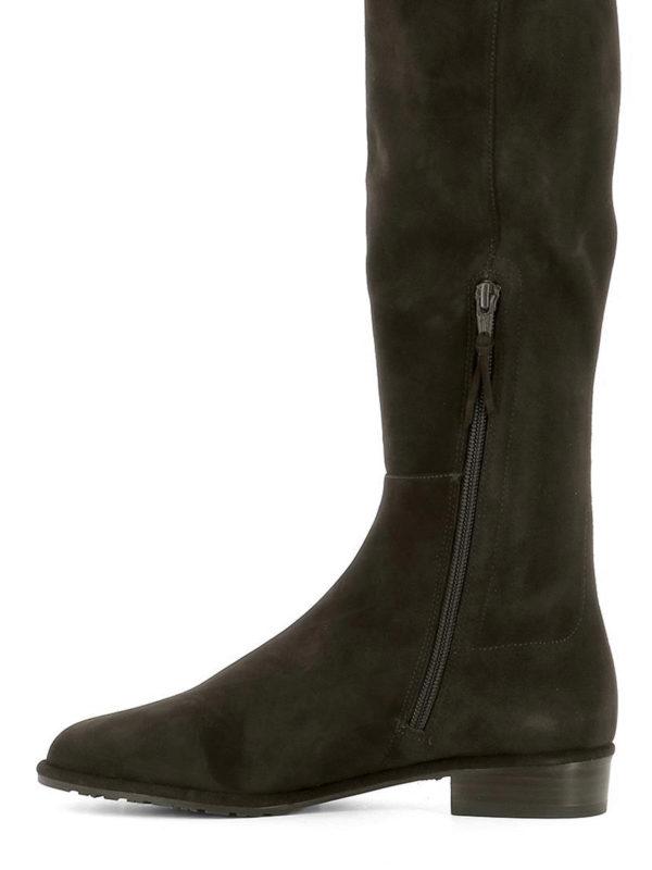 iKRIX Stuart Weitzman: boots - Allgood brown suede boots