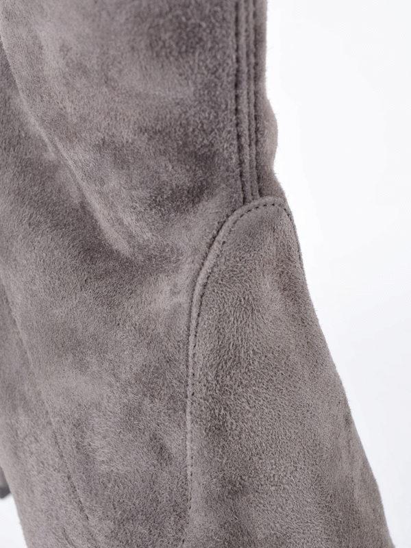 iKRIX Stuart Weitzman: Stiefel - Stiefel - Grau