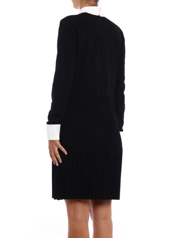 iKRIX TORY BURCH: knee length dresses - Sabina pleated skirt dress