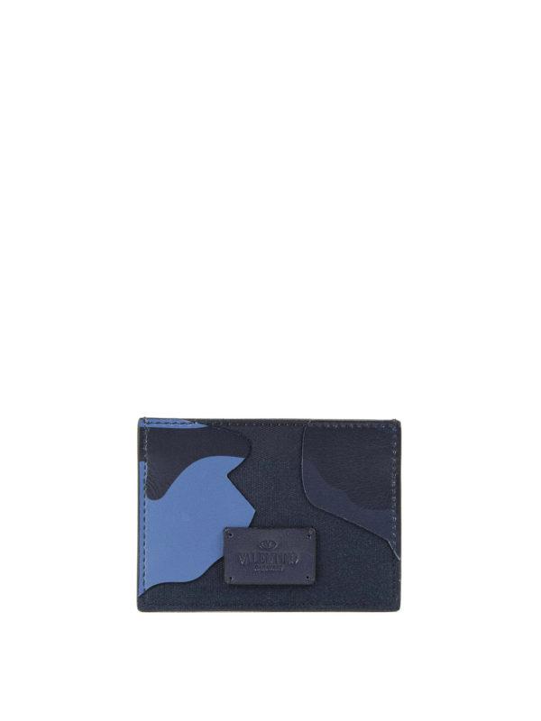 iKRIX VALENTINO GARAVANI: Portemonnaies und Geldbörsen - Portemonnaie - Blau