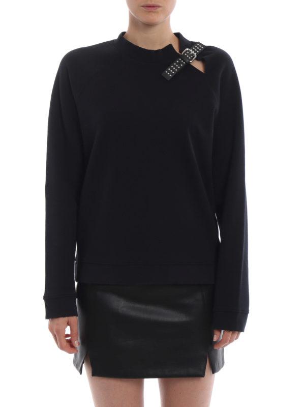 iKRIX VALENTINO RED: Sweatshirts und Pullover - Sweatshirt - Schwarz