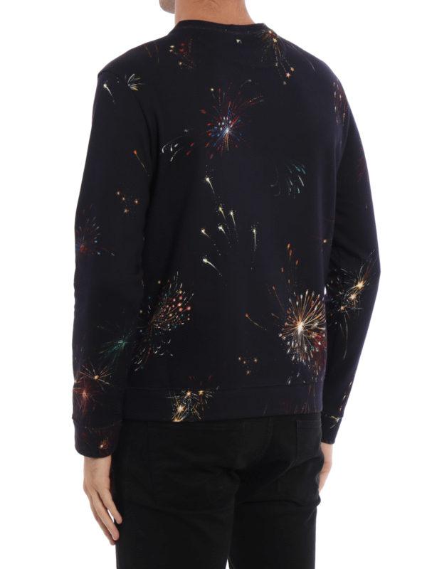 iKRIX VALENTINO: Sweatshirts und Pullover - Sweatshirt - Dunkelblau