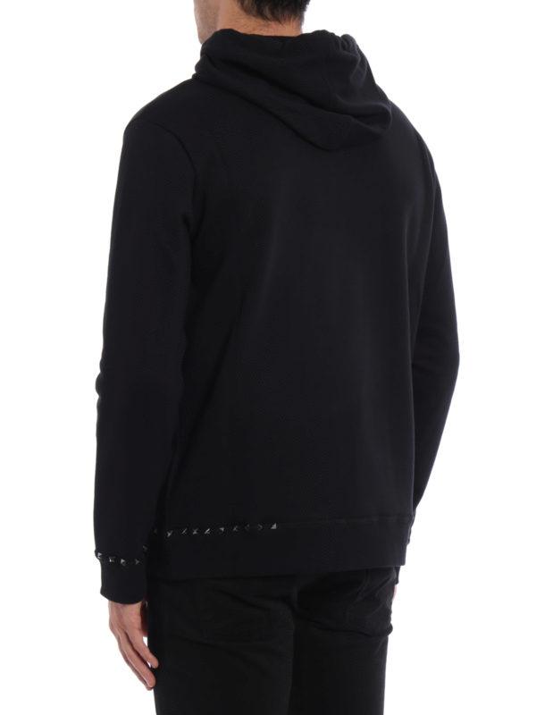 iKRIX Valentino: Sweatshirts und Pullover - Sweatshirt - Schwarz