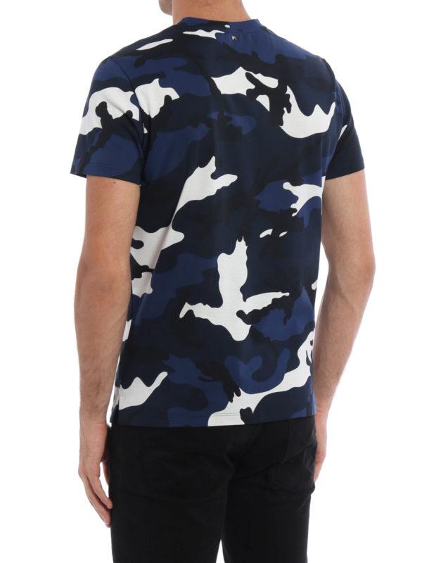 iKRIX Valentino: T-shirts - T-Shirt - Blau