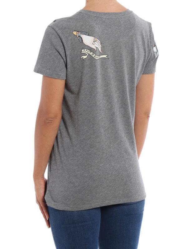 iKRIX Valentino: T-shirts - T-Shirt - Gemustert