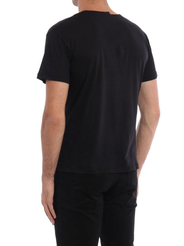 iKRIX Valentino: T-shirts - T-Shirt - Einfarbig