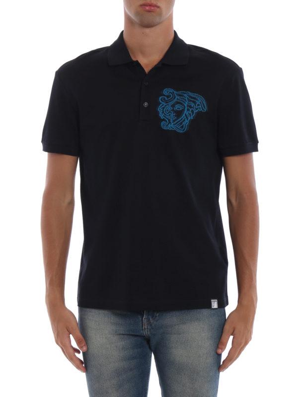 iKRIX VERSACE COLLECTION: Poloshirts - Poloshirt - Dunkelblau
