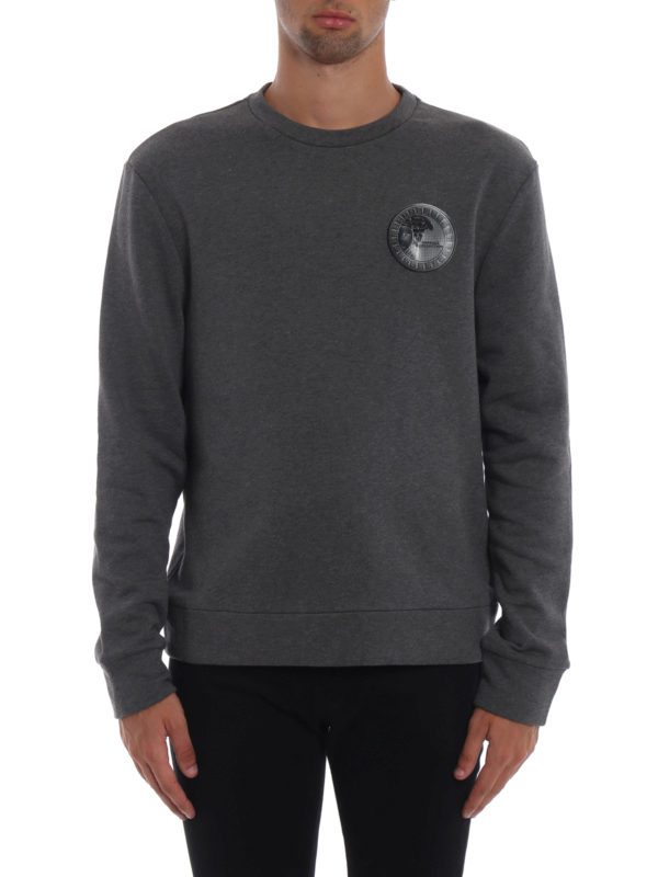 iKRIX VERSACE COLLECTION: Sweatshirts und Pullover - Sweatshirt - Dunkelgrau
