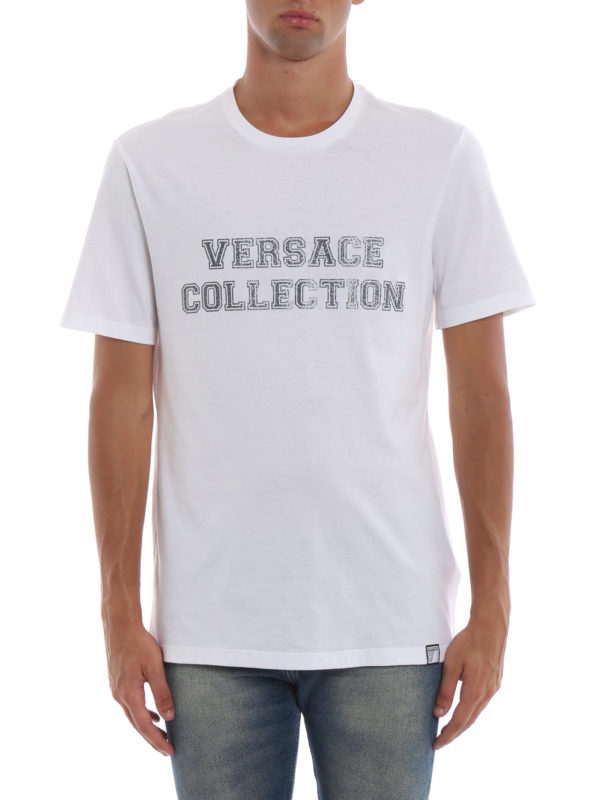 iKRIX VERSACE COLLECTION: T-shirts - T-Shirt - Weiß