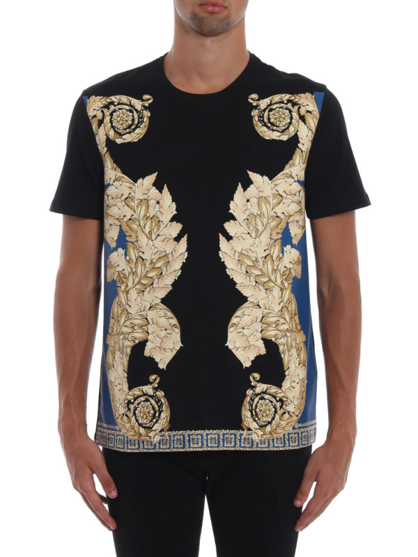 iKRIX VERSACE COLLECTION: T-shirts - T-Shirt - Gold