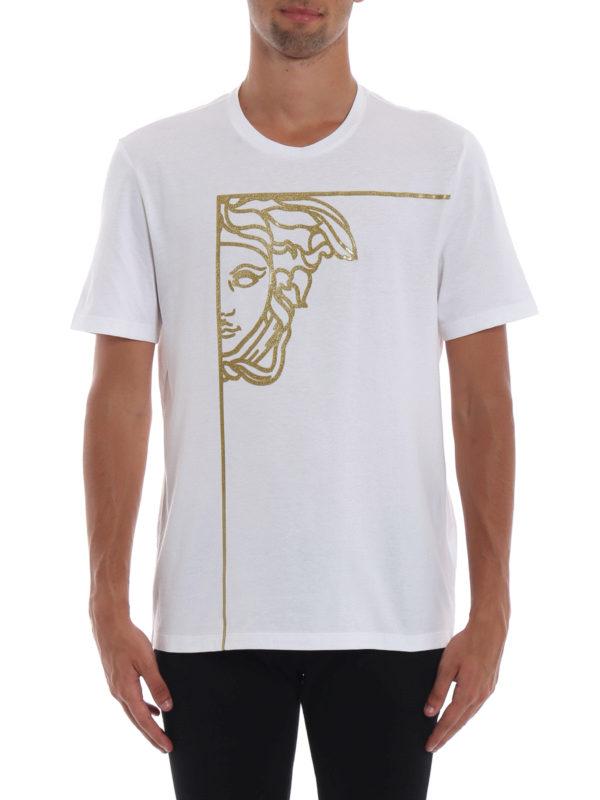 iKRIX VERSACE COLLECTION: T-shirts - T-Shirt - Weiß