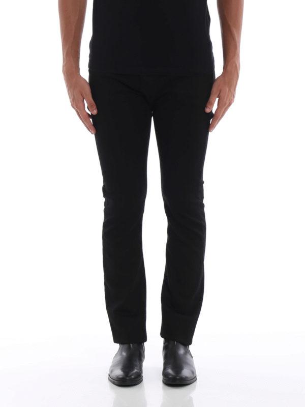 iKRIX VERSACE: Straight Leg Jeans - Straight Leg Jeans - Schwarz