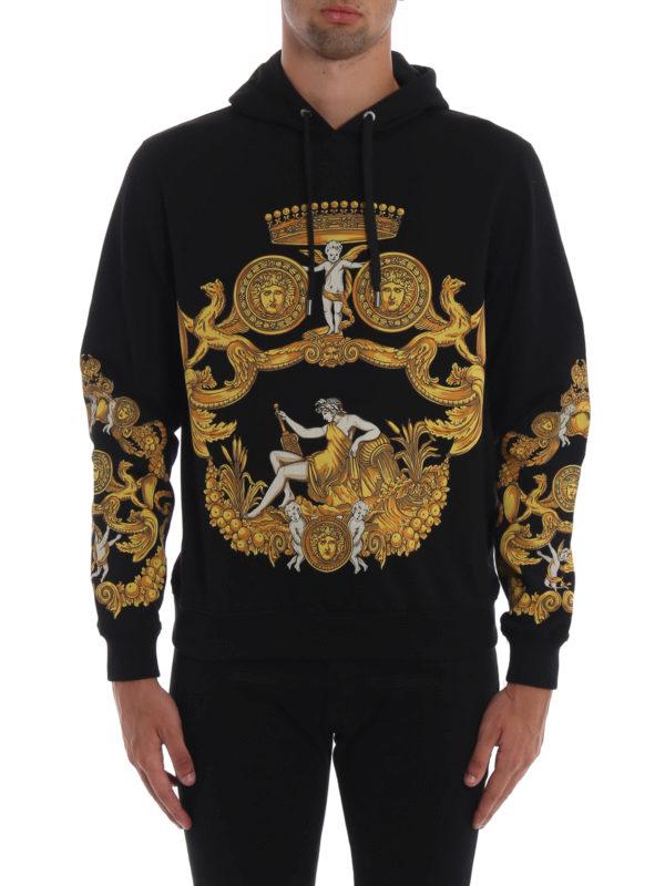 iKRIX VERSACE: Sweatshirts und Pullover - Sweatshirt - Schwarz