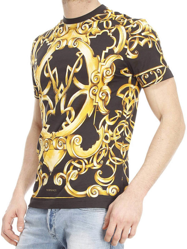 Alexander Mcqueen T Shirt Men