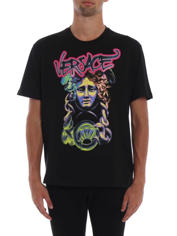 iKRIX VERSACE: T-shirts - T-Shirt - Schwarz