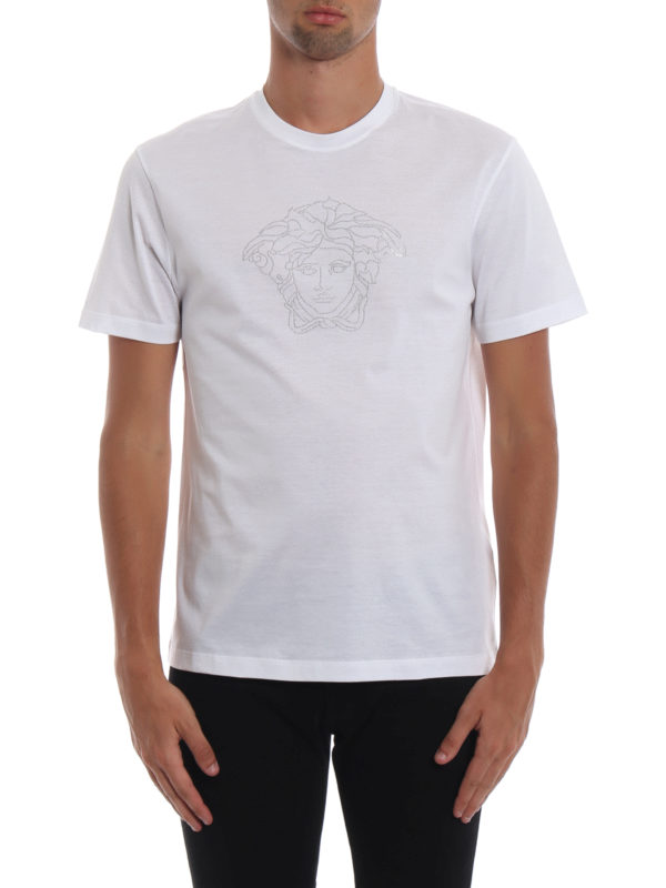iKRIX VERSACE: T-shirts - T-Shirt - Weiß