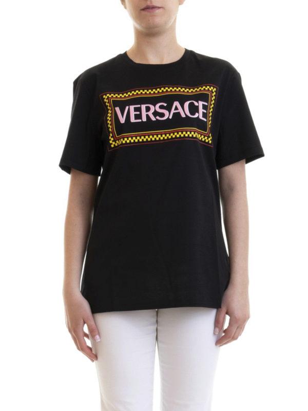 0a18b39967 Versace - Camiseta - Versace 90S Vintage - Camisetas ...