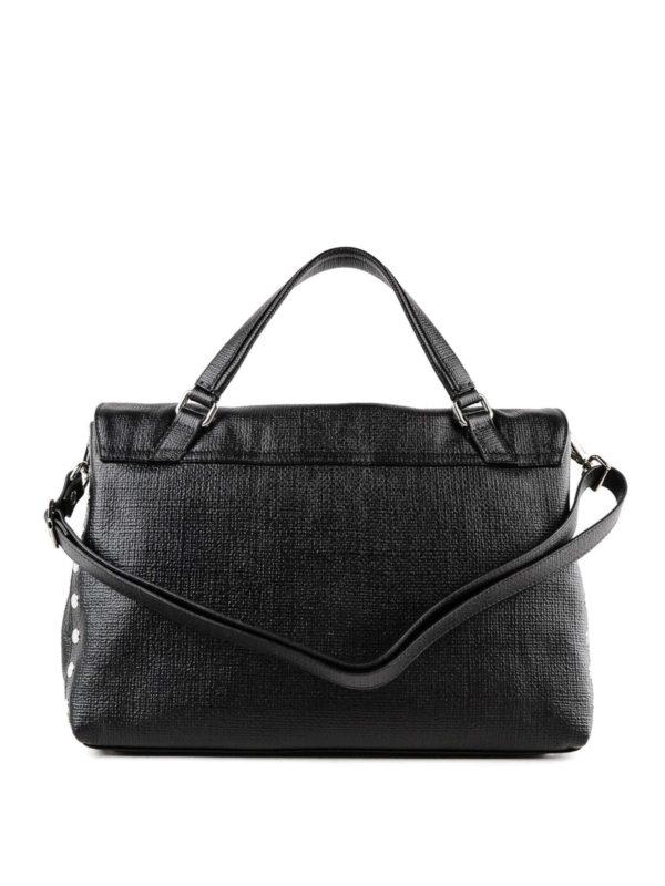 iKRIX ZANELLATO: Handtaschen - Shopper - Schwarz
