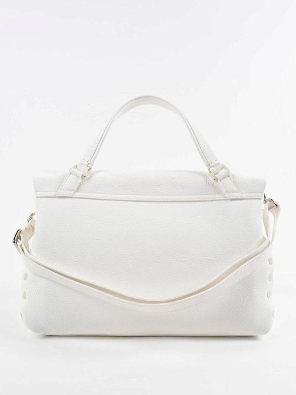 iKRIX Zanellato: Handtaschen - Shopper - Weiß