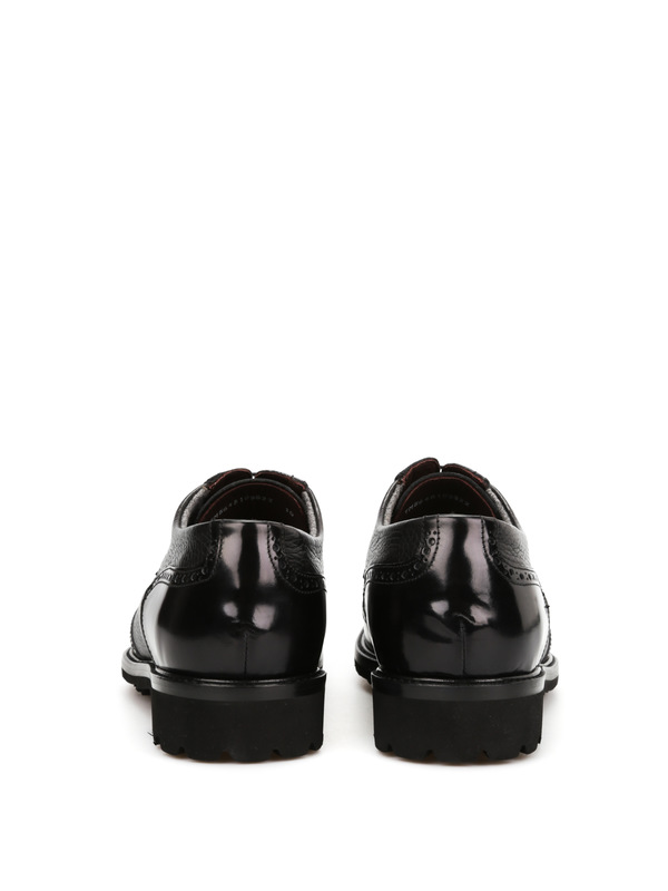 Identity derby shoes shop online: Corneliani