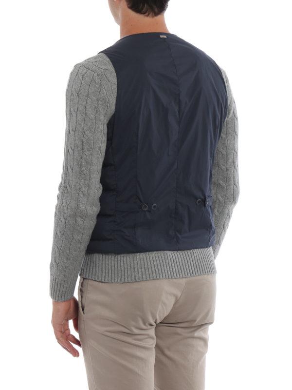 Weste - Blau shop online: HERNO