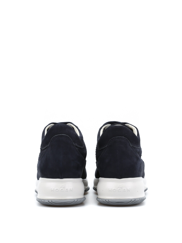 Sneaker Fur Damen - Blau shop online: Hogan