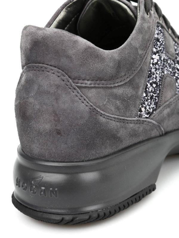 Sneaker Fur Damen - Dunkelgrau shop online: Hogan