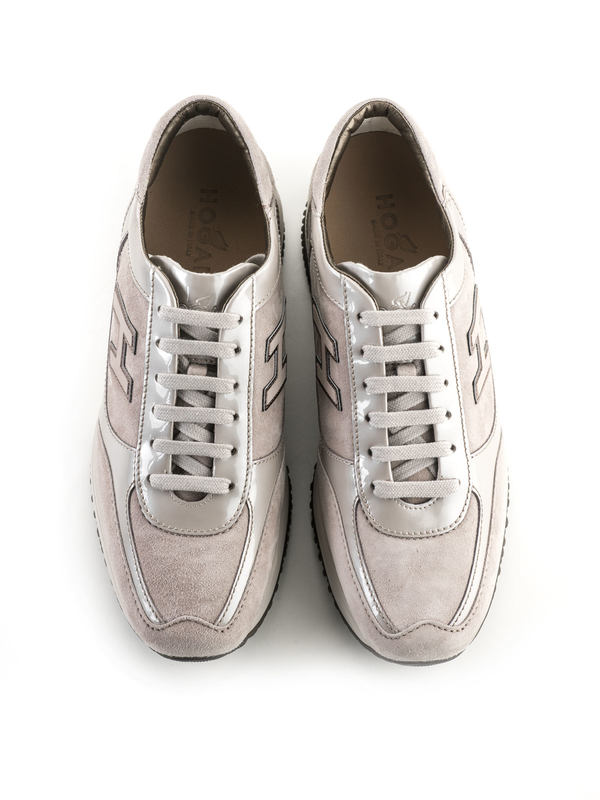 Sneaker Fur Damen - Beige shop online: Hogan