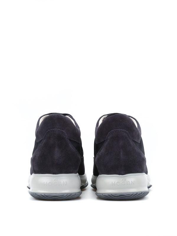 Sneaker Fur Herren - Dunkelblau shop online: Hogan