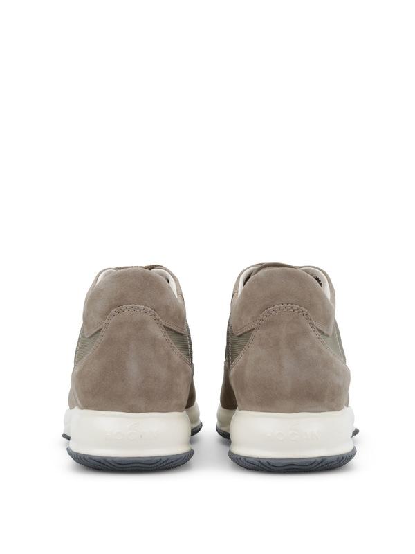 Sneaker Fur Herren - Beige shop online: Hogan