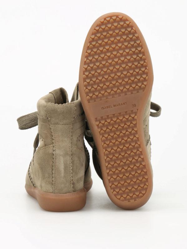 Isabel Marant buy online Sneaker - Dunkelgrün
