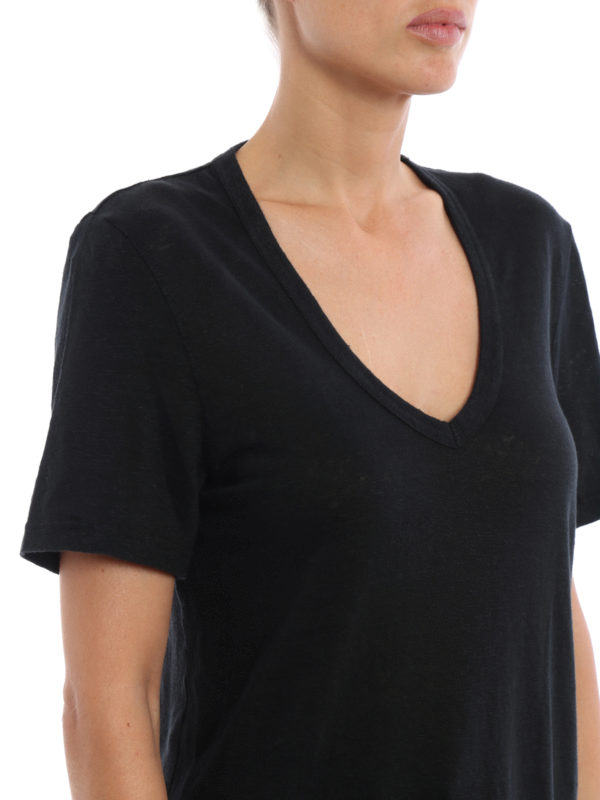 isabel marant etoile buy online T-Shirt - Schwarz