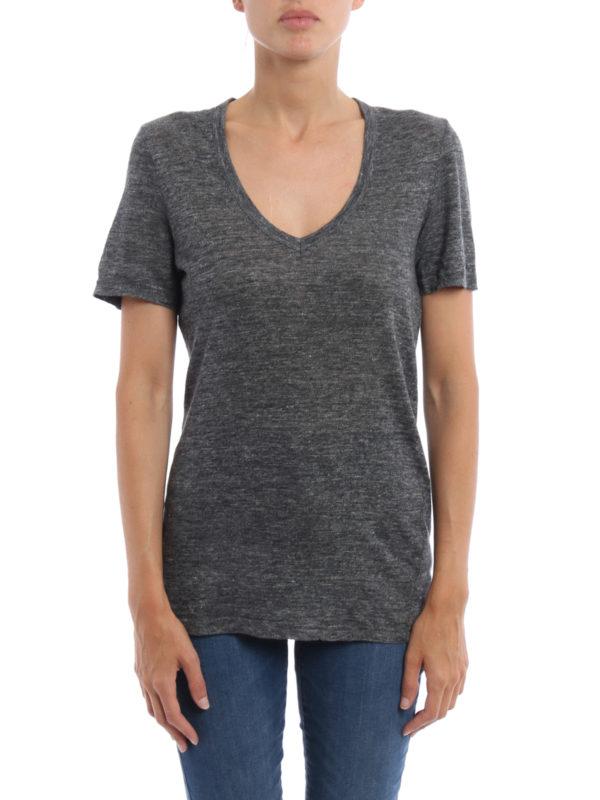 isabel marant etoile: T-shirts online - T-Shirt - Grau