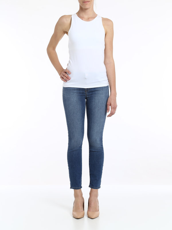 J Brand: capris online - Capri jeans