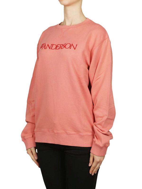 J.W. ANDERSON: Sweatshirts und Pullover online - Sweatshirt - Pink