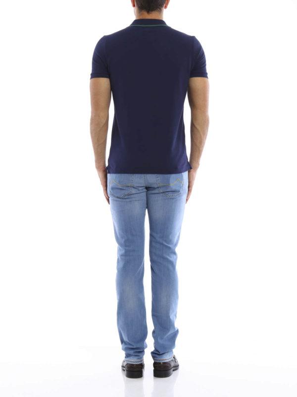 j622 qs comf jeans by jacob cohen straight leg jeans ikrix. Black Bedroom Furniture Sets. Home Design Ideas