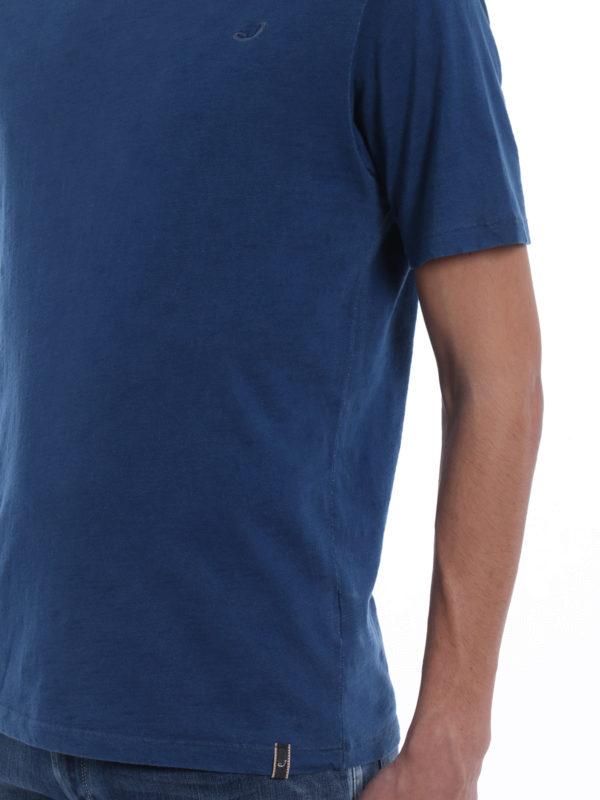 Camisetas Camiseta Cohen Jacob J406301095l4901881 Azul c0PYWqwB