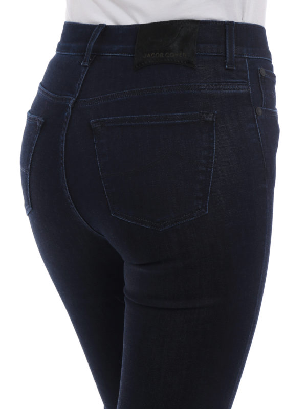 Jacob Cohen Jeans Acampanados Frida Jeans Acampanados Frida01128w1001