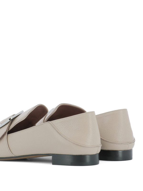 Slippers - Beige shop online: BALLY