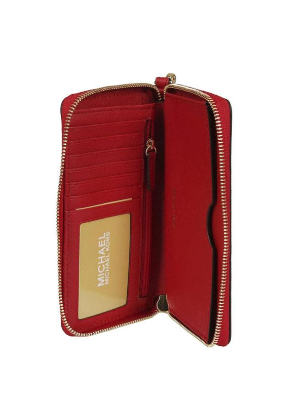 Jet Set Travel L - Rojo shop online: Michael Kors