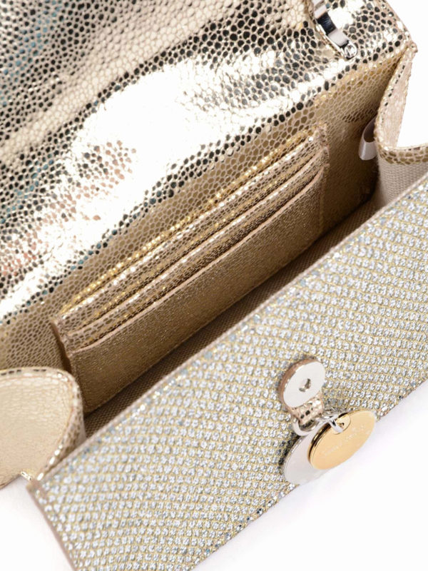 JIMMY CHOO buy online Clutch - Gold
