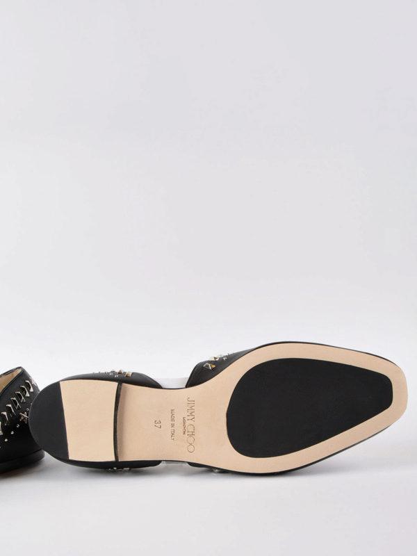 JIMMY CHOO buy online Ballerinas - Schwarz