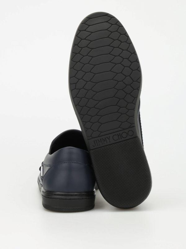 JIMMY CHOO buy online Sneaker - Blau