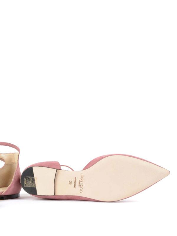 JIMMY CHOO buy online Ballerinas - Pink