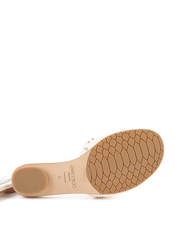 Jimmy Choo buy online Sandalen - Weiß