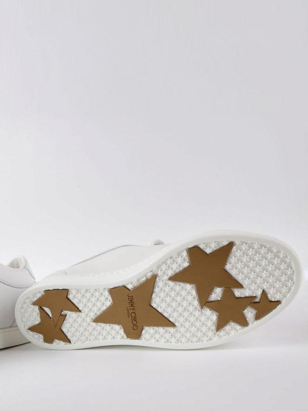 Jimmy Choo buy online Sneaker - Weiß