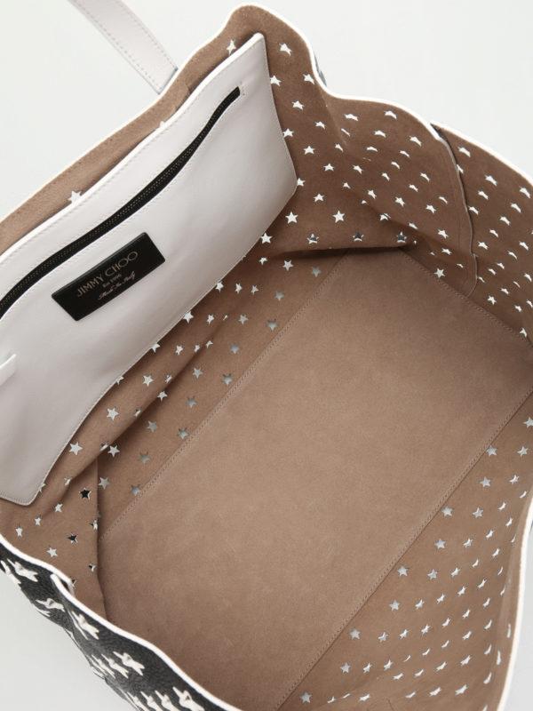 Jimmy Choo buy online Shopper - Schwarz