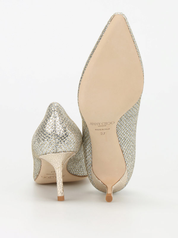 Jimmy Choo buy online Pumps - Weißgold