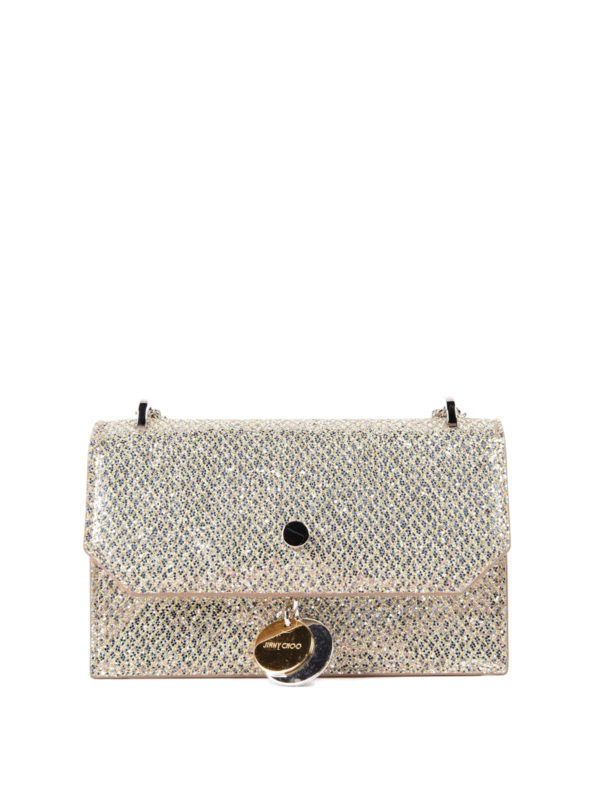 JIMMY CHOO: Clutches - Clutch - Gold