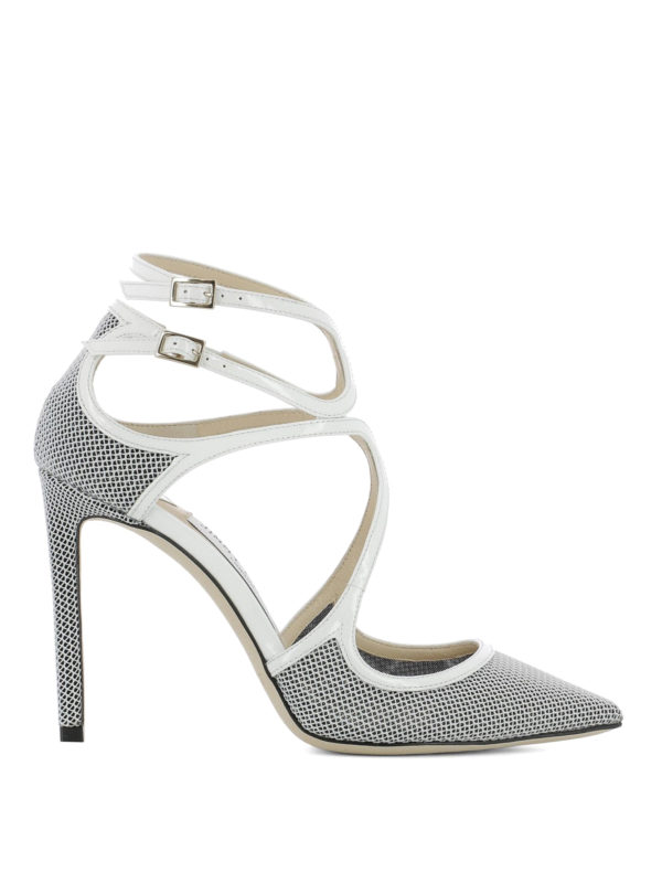 JIMMY CHOO: Pumps - Pumps - Weiß